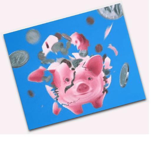 Коллаж открыток с новым годом